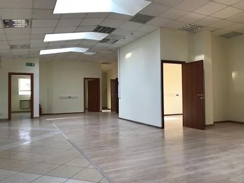 Сдам офис 210м2, ремонт, 3 мин от метро - Фото 3