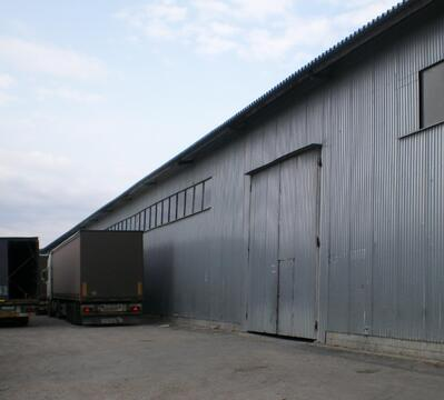 Сдаётся холодный склад 700 кв.м. в Кирилловской промзоне.