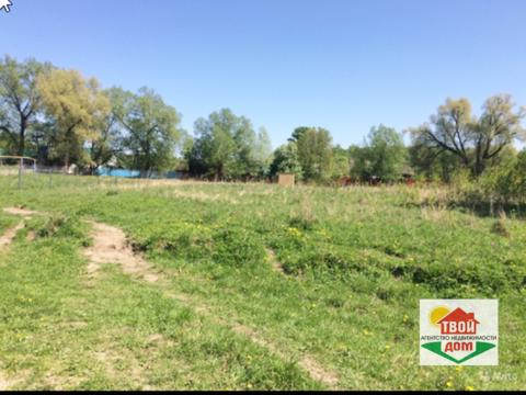 Продам земельный участок 7,8 соток в мкрн Роща г. Боровска - Фото 1