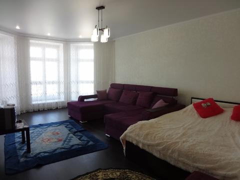 1-комнатная улучшенка, ул. Баки Урманче, 8, 48 кв.м. - Фото 2