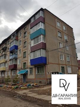 Продам 2-к квартиру, Комсомольск-на-Амуре город, Вокзальная улица 37к3 - Фото 1