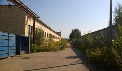 Продажа производственного комплекса 5714 м2 в Щелково, - Фото 3