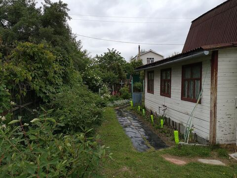 Деревянный дачный дом 84 км от МКАД Ступинский район, СНТ в черте г - Фото 5