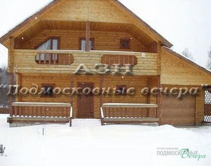 Ярославское ш. 80 км от МКАД, Струнино, Коттедж 285 кв. м - Фото 1