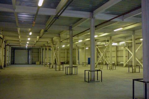 Аренда склада 3272 м2 Егорьевское шоссе, г.Люберцы, 8 км от МКАД - Фото 2
