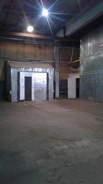 Сдаётся отапливаемое складское помещение 240 м2 - Фото 5