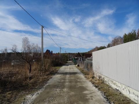 Участок в ст Доктор, 4 км Чусовского тракта, черта Екатеринбурга. - Фото 1