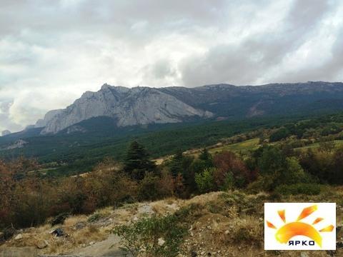 Продажа земельного участка в Гаспре 7.5 соток с видом на море и горы. - Фото 1