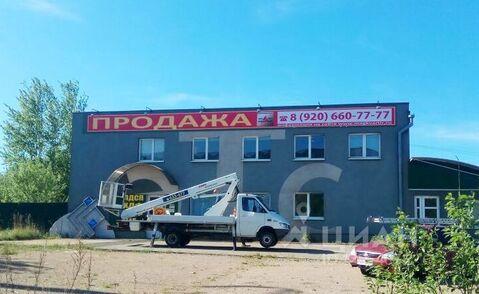 Продажа производственного помещения, Смоленск, Ул. Маршала Еременко - Фото 1