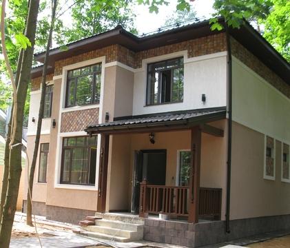 Новый дом Малаховка, 250м, 5комнат - Фото 5