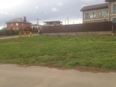 Земельный участок 15 соток в д. Бяконтово, Подольского района - Фото 5