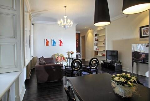 А53763: 3 квартира, Москва, м. Кропоткинская, Сивцев Вражек, д.12 - Фото 3