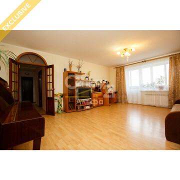 Продается 4-комн. квартира для большой семьи по адресу: Сусанина, 20, Купить квартиру в Петрозаводске по недорогой цене, ID объекта - 321597963 - Фото 1
