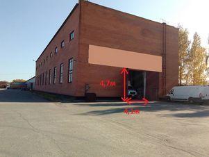 Аренда склада, Екатеринбург, Ул. Черняховского - Фото 2