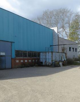 Производственное помещение 1518 кв.м. с зем.участком продаю - Фото 1
