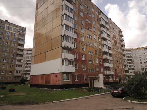 Двух комнатная квартира в Заводском районе г. Кемерово (фпк) - Фото 1