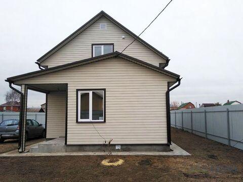 Новый 2-этажный дом 110 кв.мв обжитой деревне Григорово. - Фото 2