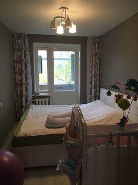 Продается 3-х комнатная квартира, м.Жулебино - Фото 1
