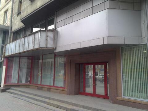 Сдается Банк. , Москва г, 1-я Тверская-Ямская улица 24 - Фото 1