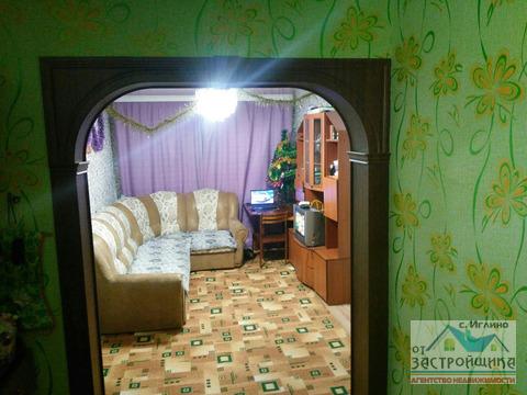 Продам 3-к квартиру, Иглино, Почтовый переулок - Фото 1