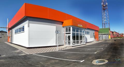 Торговый центр в аренду на длительный срок в гор. Волоколамске - Фото 1