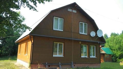Лесная усадьба рядом с Плесом на Волге в селе Поверстное - Фото 3