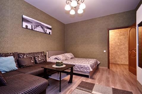 Однокомнатная квартира посуточно на Энке, район Красной площади - Фото 2