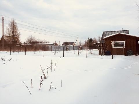 Продаётся участок в д. Ишино Чеховского района - Фото 2