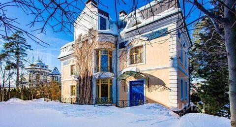 Коттедж в Москва Рублевское ш. (580.0 м) - Фото 2