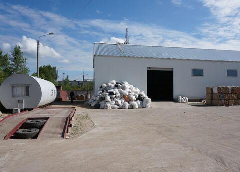 Аренда складской базы с автовесами - Фото 1
