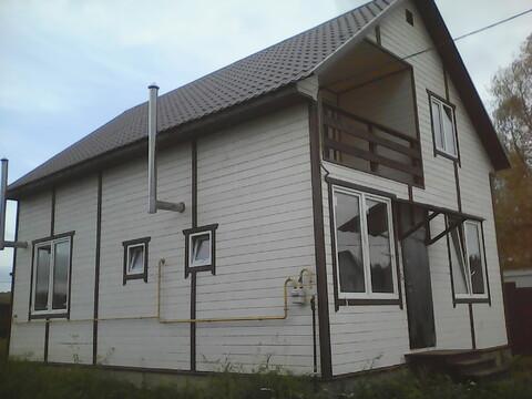 Дом готов в Вашему приезду, в деревне Машки-рядом озеро. - Фото 1