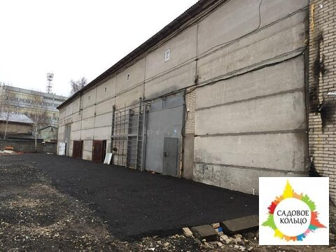 Под склад, производство, автосервис, осз 220 метров, теплый, выс. пот - Фото 3