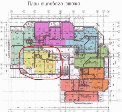 Двухкомнатная квартира в новостройке пос. Майский - Фото 5