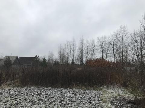 Продаётся земельный участок в Новой Москве - Фото 1