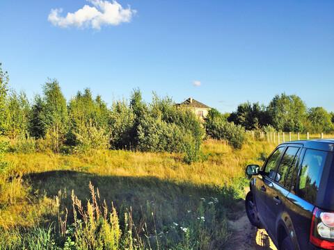 Земельный участок 22 сотки в кп Истомино. Лес, газ, электр-ство, вода. - Фото 2