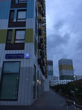 Продам 1-к квартиру, Москва г, Варшавское шоссе 141к12 - Фото 1