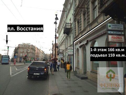 Невский пр. 130. Помещение 325 кв.м. - Фото 4