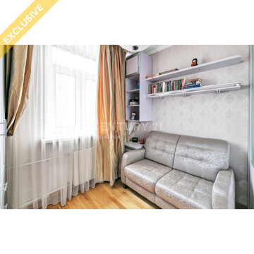 2-х комнатная квартира Беговая 14 - Фото 1