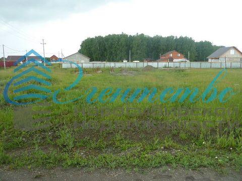 Продажа участка, Марусино, Новосибирский район, Лесная