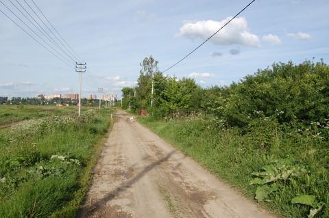 Земельный участок в г. Домодедово, р-н Константиново - Фото 2