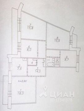 Продажа квартиры, Красноярск, Ул. Сергея Лазо - Фото 1