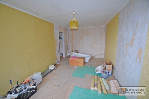 1-комнатная квартира в деревне Ботово Волоколамского района - Фото 4