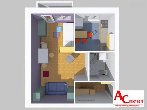 1-к квартира, р-н Парк Танаис - Фото 1
