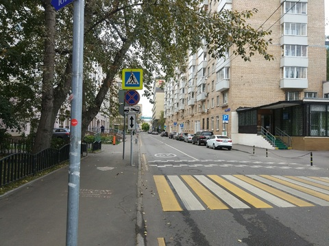 3-к квартира в центре Москвы, Б. Татарский пер. д. 3 - Фото 2