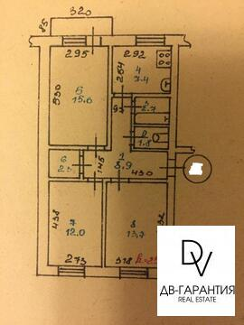Продам 3-к квартиру, Эльбан, 2-й микрорайон 4 - Фото 1