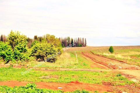 Земельный участок д.Красный Кустарь, Завьяловский район