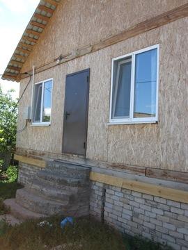 Новый дом 58 м2 из бруса в Оренбурге - Фото 1