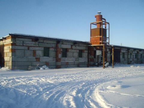 Производств база. Николо Павловское. 30 сот. 450 кв.м. - Фото 1