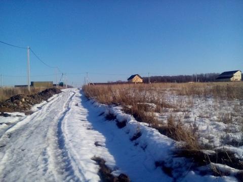 Шарапово с, Чеховский район 68 км от МКАД, участок 12,5 соток. - Фото 1