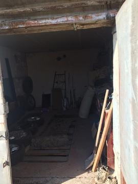 Каменный гараж на ул. Руднева гк Волна 1 - Фото 2